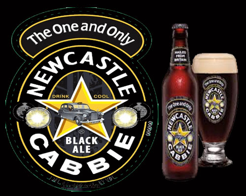 Newcastle Introduces Limited-Edition Cabbie Black Ale
