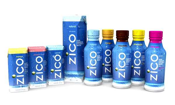 ZICO Beverages Joins The Coca-Cola Family