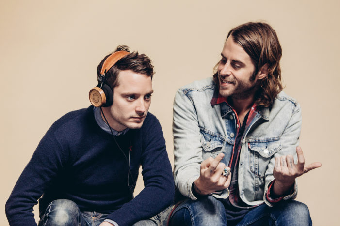 Music to the Ears – 'Whisky Wood' Headphones
