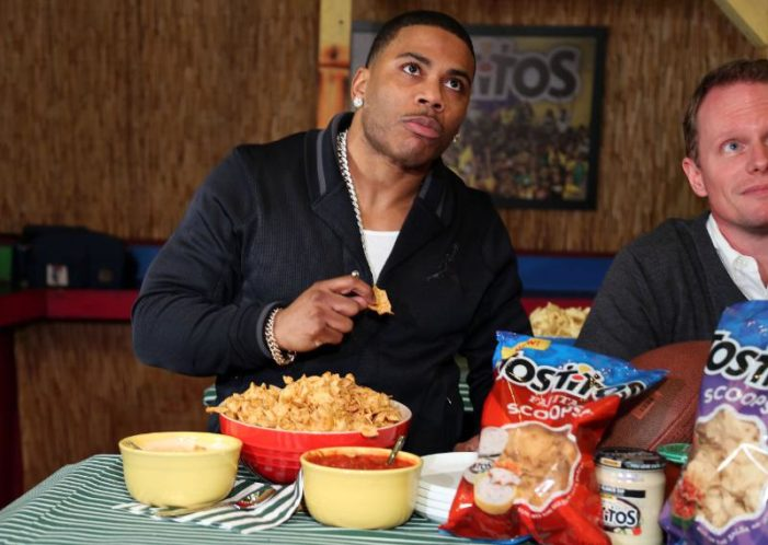 Tostitos & Nelly Get Fans Amped Up For the 2014 Tostitos Fiesta Bowl