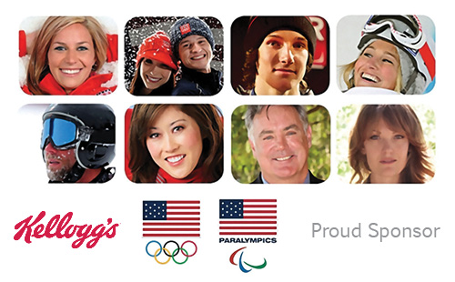 Kellogg's Brings The Spirit Of Team USA To America's Breakfast Tables