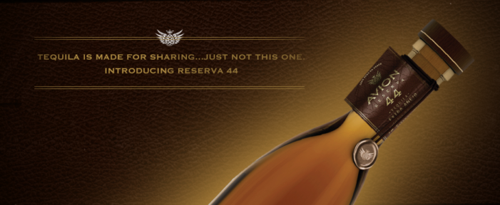 Tequila Avion Introduces Avion Reserva 44
