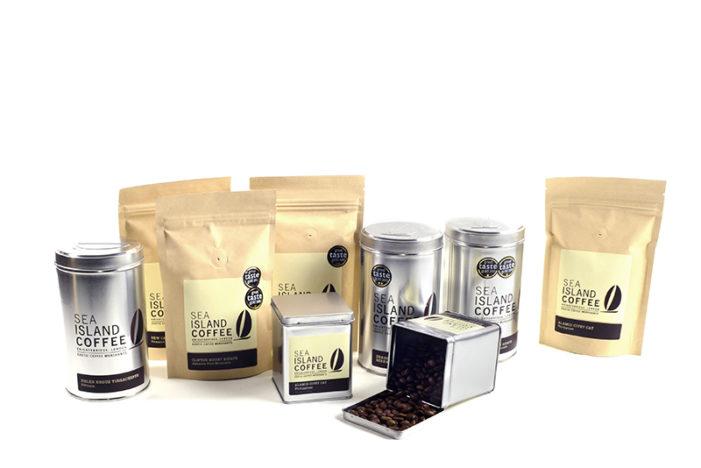 New Premium Store Listings For Online Retailer: Sea Island Coffee