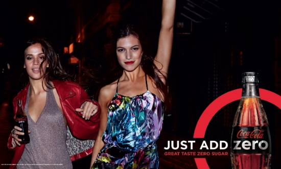 Coke Zero Set to Become an Icon with New 'Just Add Zero' Campaign