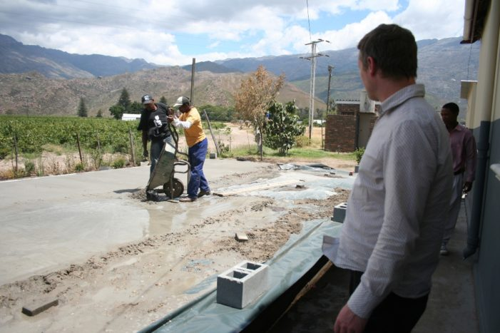 Virgin Wines Continues Its Participation In Fairtrade Projects in South Africa