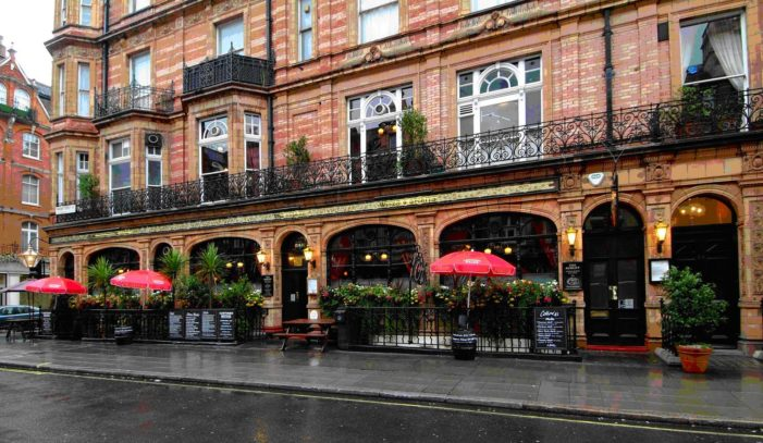 The Audley Re-Introduces Itself to Mayfair