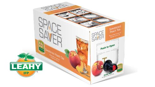 Leahy-IFP's Space Saver 5-liter Wins Packaging Award from Beverage Industry