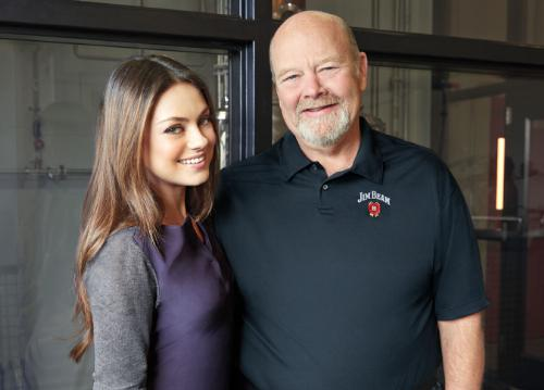 Jim Beam Partners With Mila Kunis For Its First-Ever Global Marketing Campaign