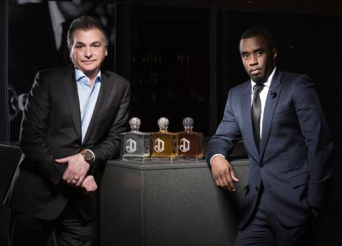 "Sean ""Diddy"" Combs & Diageo Acquire Luxury Tequila Brand DeLeon"