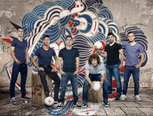 Pepsi Unites 19 of the World's Best Football Players for New Campaign