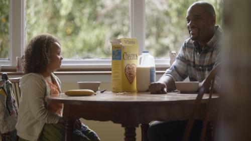 Cheerios Big Game Commercial Goes Deep for Family Time
