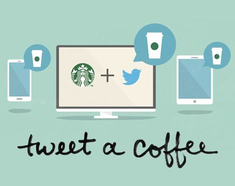 Starbucks Debuts 'Tweet-a-Coffee' First Twitter Gifting Program in Canada