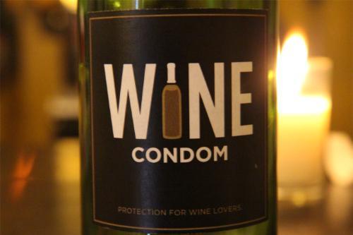 Wine Condom Offers Unique Alternative to Traditional Wine Stopper