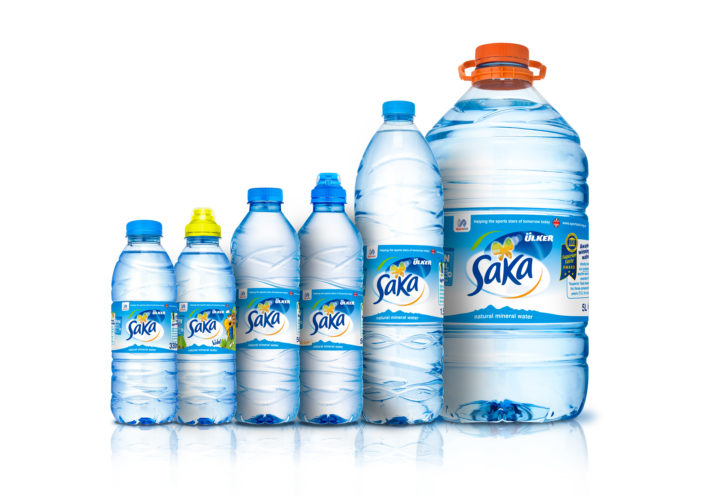 Saka Water Promote Healthy Living with Gym Kit Promotion