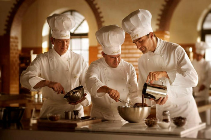 Lindt Introduces New Signature Products