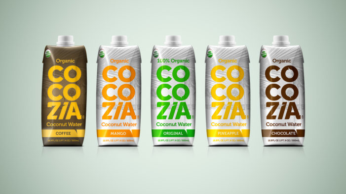 Epicurex Taps KeHE for Distribution of Its Coconut Water Cocozia