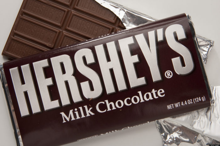 Hershey's teams with 3D Systems to create 3D printed chocolate