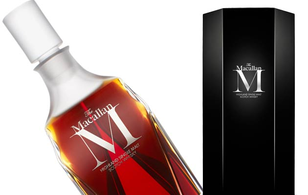 The Macallan 'M' Achieves a New World Record Price in Hong Kong
