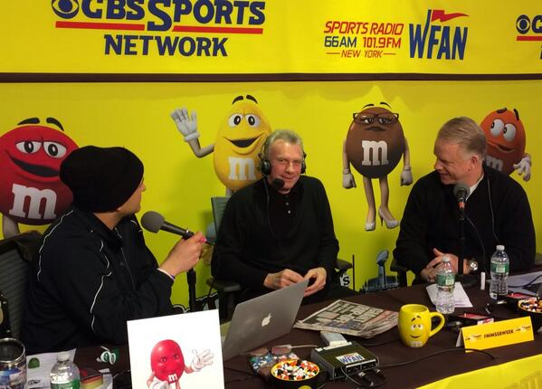 M&M's & Joe Montana Bring Innovative Spin To 'Colour Commentary'