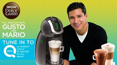 Nescafe Dolce Gusto Announces Partnership with QVC