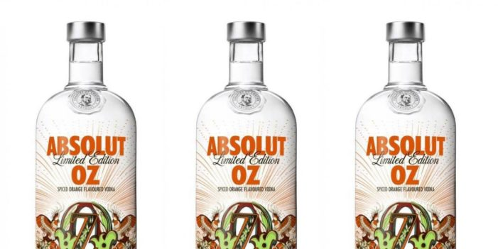Absolut Unveils First Ever 'Oz' Bottle That Pays Tribute To Australia