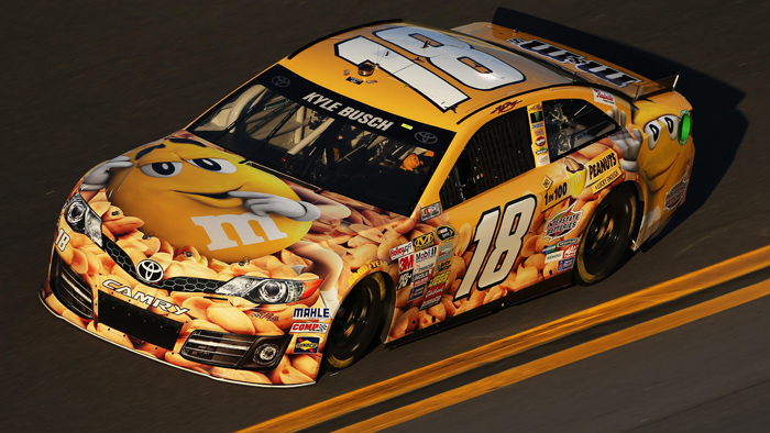 Mms Racing Goes Nuts In Nascar For 2014 Fab News