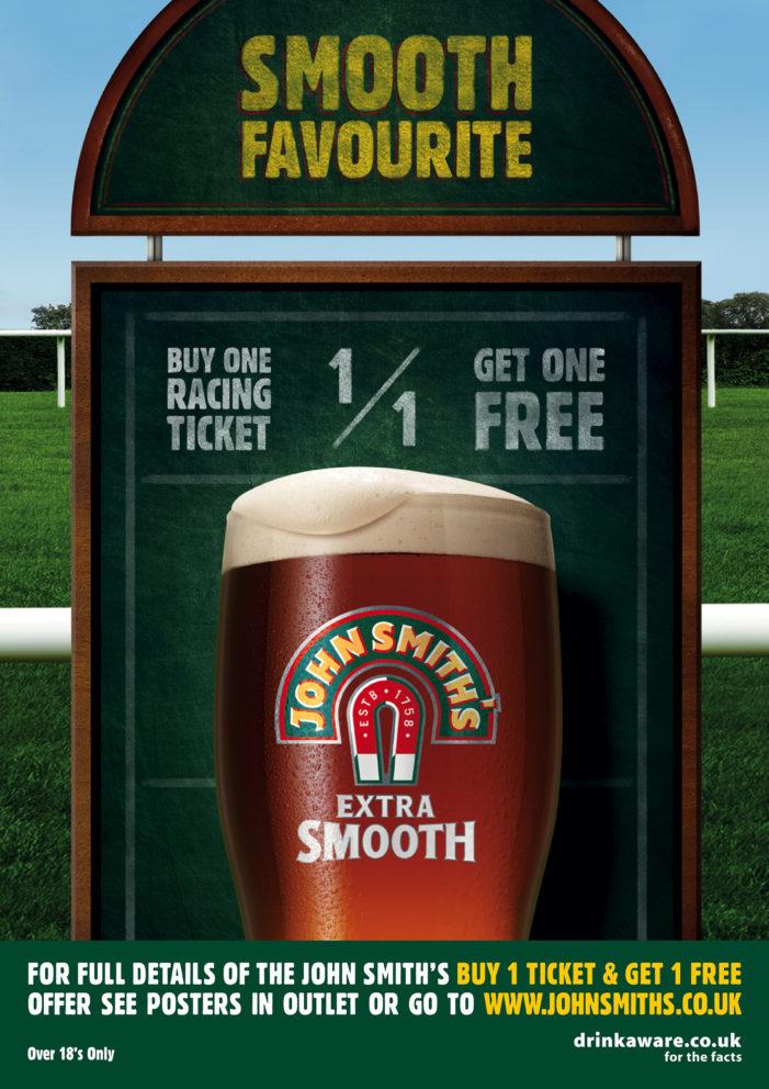 John Smith's Takes 'Smooth Favourite' to UK Pub Drinkers Through Space