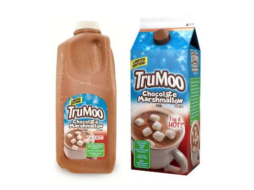 Two Iconic Flavors Combine As TruMoo Introduces Chocolate Marshmallow Milk