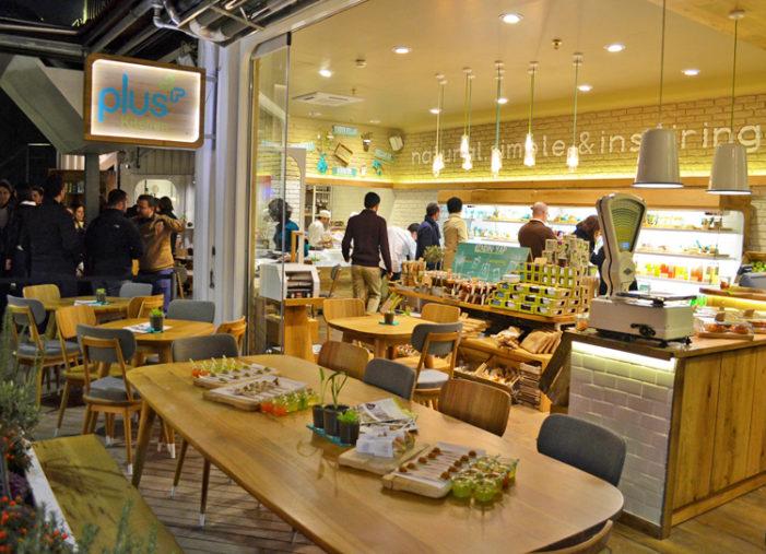 Caulder Moore & Plus Kitchen Launch New Café Concept in Istanbul