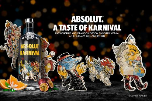 Absolut Karnival Takes Carnival by Storm in Trinidad and Tobago