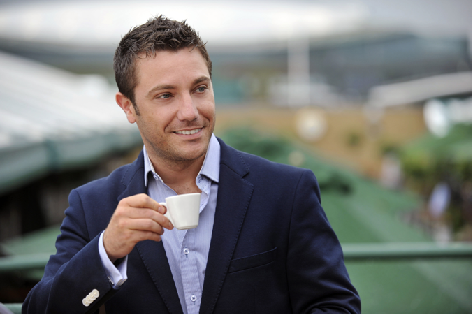 Gino D'Acampo Challenges High Street Coffee Chains with Launch of £1 Coffees