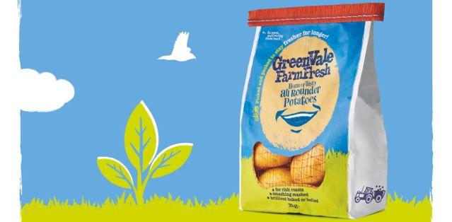GreenVale's 'Pretty Perfect Potatoes' make their TV Debut