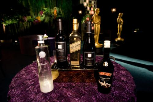 Diageo Luxury Brands Star at the Bar on Oscar Night