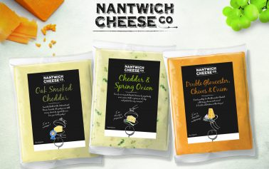 Pure Helps The Nantwich Cheese Company Launch Into Retail