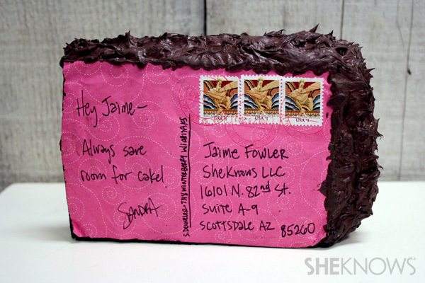 You Can Now Mail Slices Of Delicious 'Cake' To Your Friends & Family