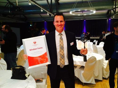 Windset Farms Wins 'Best Tomato Grower in the World' Award