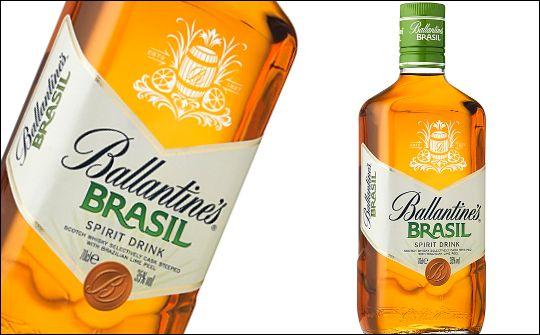 Ballantine's Announces Launch of New Spirit Named Brasil