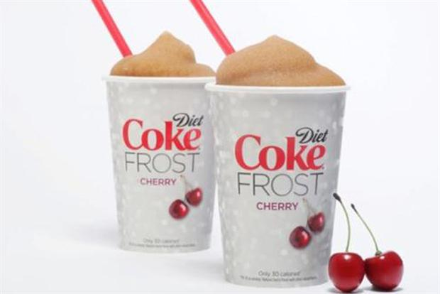 Diet Coke Launches Diet Coke Frost – First Ever Frozen Product By The Brand