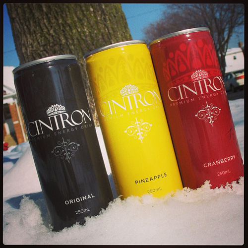 Cintron is the Official Energy Drink of the International Beach Polo Association