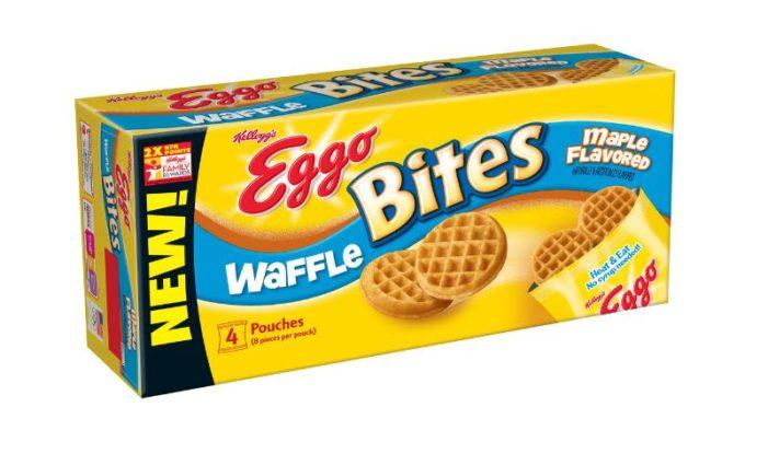 Eggo Bites: New On-The-Go Breakfast Option for Busy Moms, Families