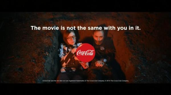 Saatchi & Saatchi Denmark Surprises Slurpers for Coca-Cola