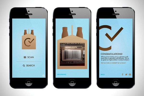An App That Lets You Know If The Craft Beer You're Drinking Is Genuine