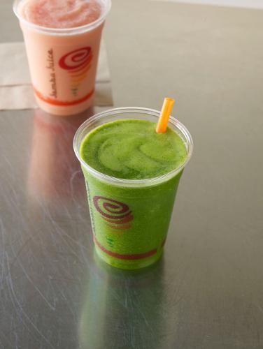 Jamba Juice Unveils New Kale Orange Power Fresh Juice Blend