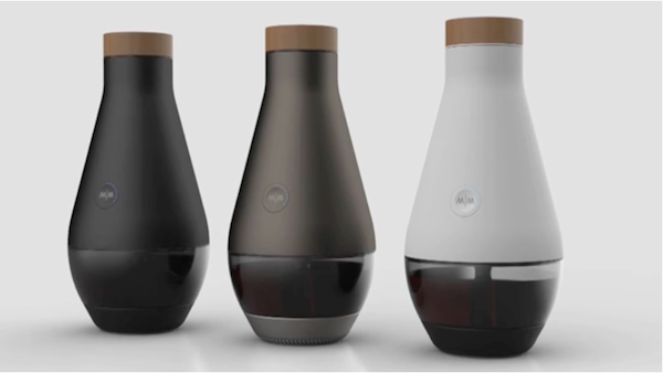 A 'Miracle Machine' That Lets You Turn Water Into Wine
