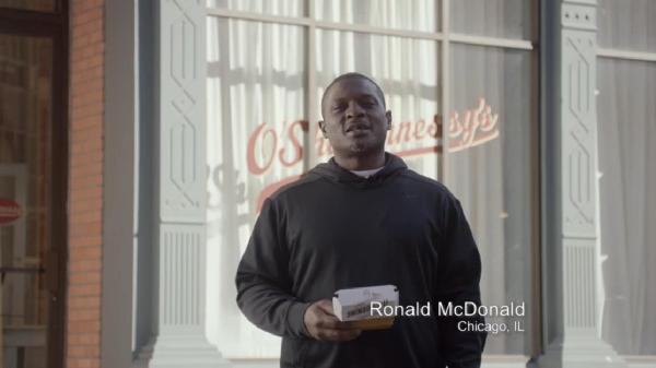 Taco Bell's Cheeky Ad Features A Bunch Of Ronald McDonalds Lovin' It