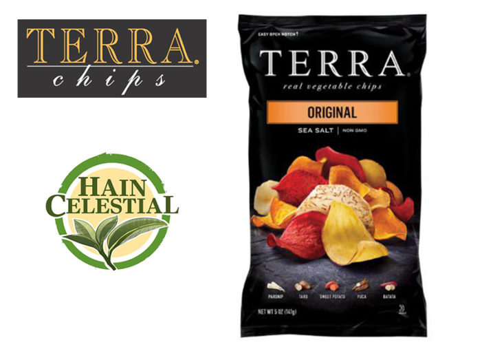 TERRA Chips Introduces New Look For Its Iconic Black Bag