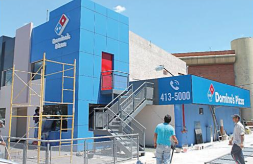 Domino's Pizza Opens First Store in Paraguay