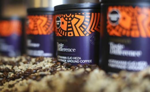 Sainsbury's Launches 'Women's Coffee' for International Women's Day