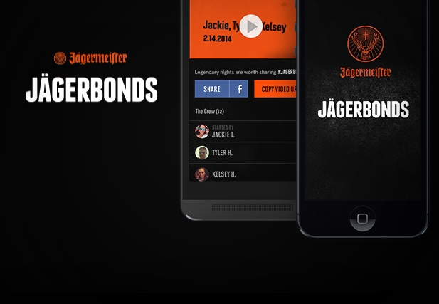 "Jagermeister Launches New ""JagerBonds"" Mobile App"