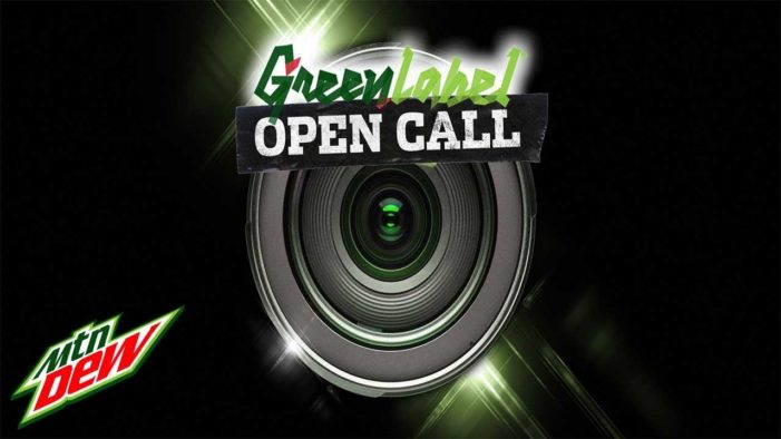 Mountain Dew Team with Robert Rodriguez to Launch Open Call